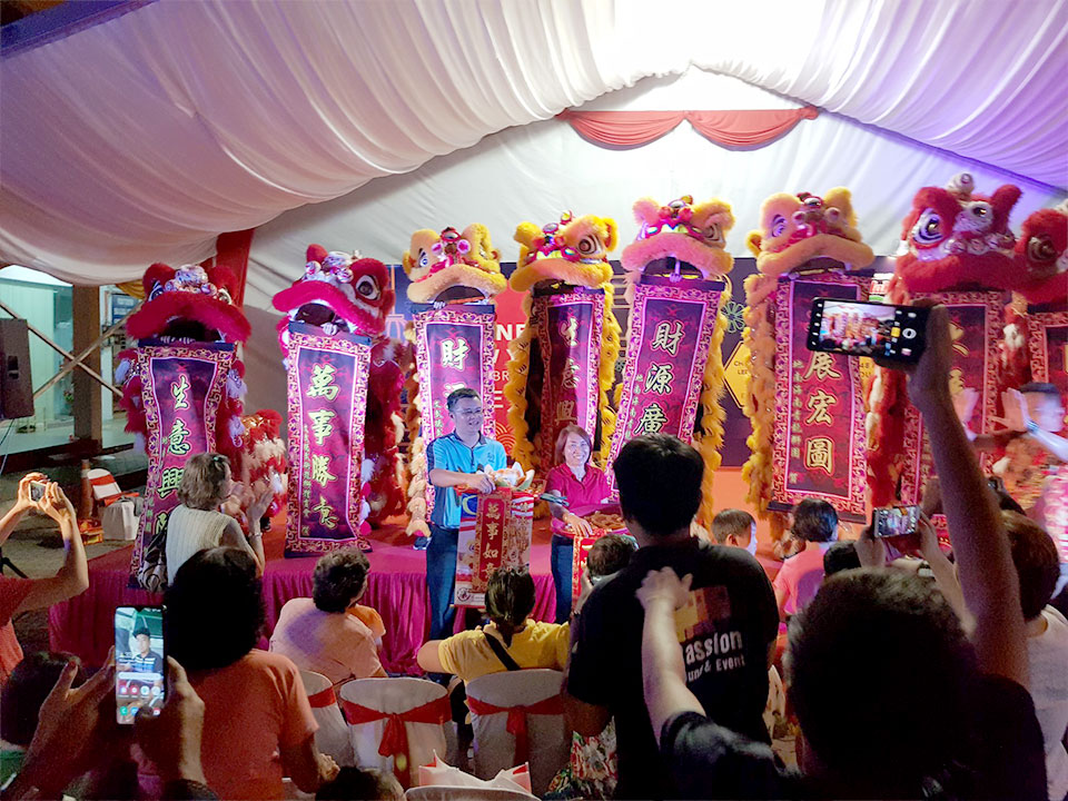 Genting Indahpura Chinese New Year Celebration 2020 - picture 05