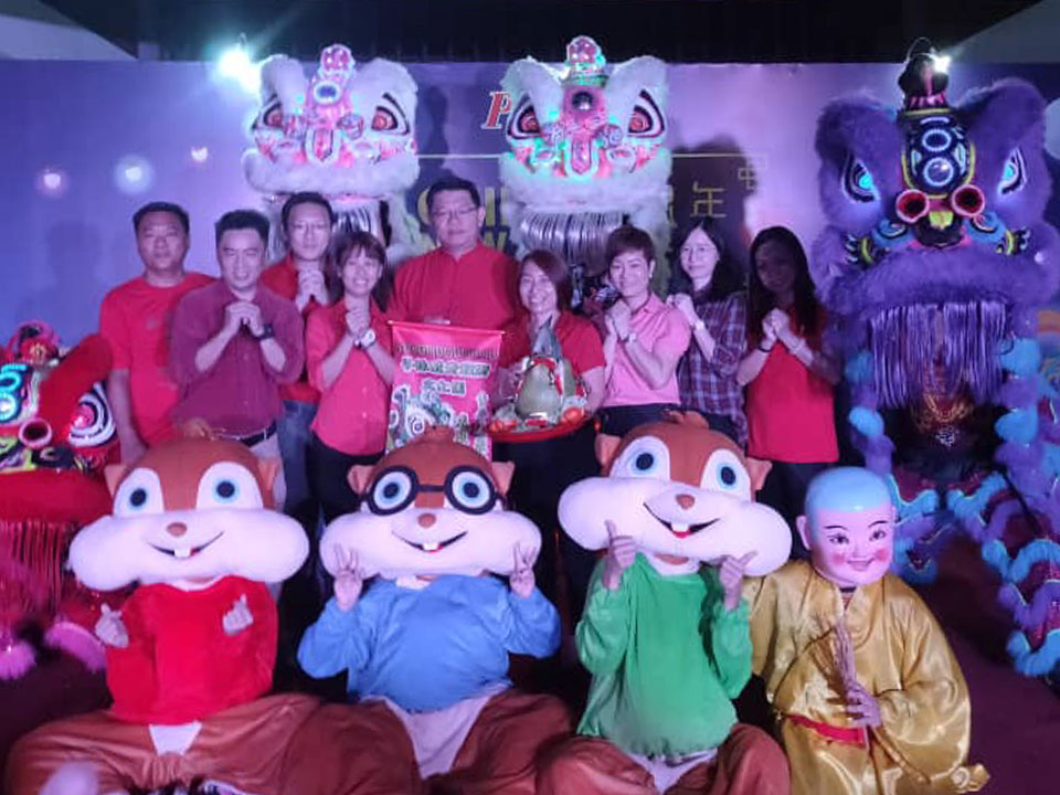 Genting Pura Kencana Chinese New Year Celebration 2020 - picture 03